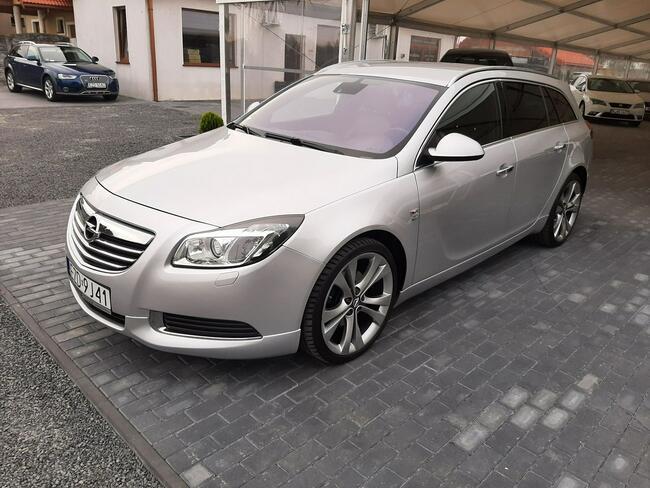 Opel Insignia 2.0 CDTI* 160 KM* AUTOMAT* Zarejestrowana* Zduńska Wola - zdjęcie 4