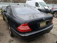 Mercedes S 55 AMG 2005, 5.4L, uszkodzony przód Słubice - zdjęcie 3