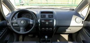 Suzuki SX4 GS Warszawa - zdjęcie 11