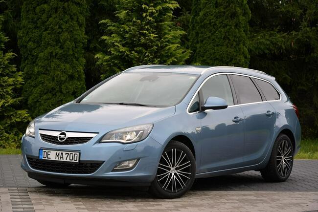 """1.4T(140KM)*Xenon*Navi*Ledy*2xParktronic*Alu 17""""ASO Opel Ostrów Mazowiecka - zdjęcie 3"""