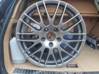"""Alufelgi BBS Porsche Cayenne Oryginalne 20"""" 5/130 Et57 Olsztyn - zdjęcie 1"""