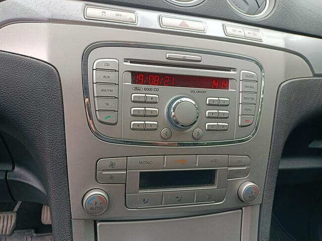 Ford S-Max 2.0TDCI Climatronic Alu Serwis Piekny z Niemiec Radom - zdjęcie 12