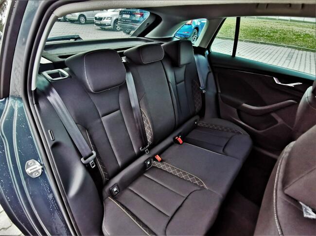 Škoda Scala Ambition 1.0TSI 110KM manual 6-b Kielce - zdjęcie 10