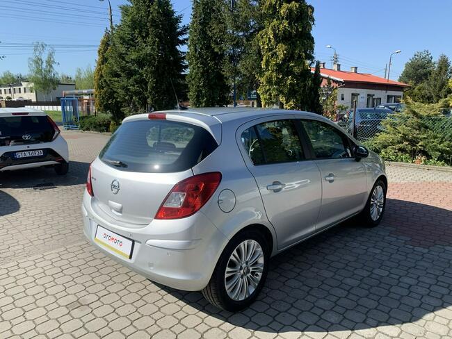 Opel Corsa 100KM Cosmo, Duże radio, Alumy, Salon Polska ,Gwarancja ! Tarnowskie Góry - zdjęcie 5