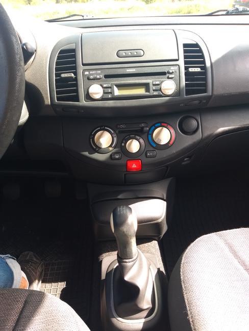 Nissan Micra K12 Zielona Góra - zdjęcie 11
