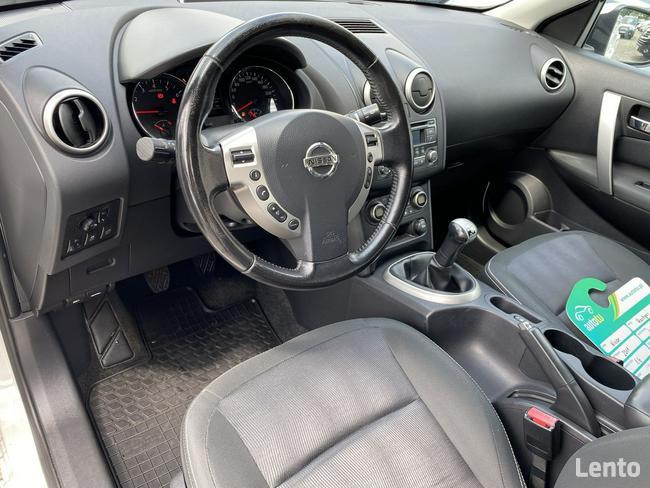 Nissan Qashqai 1,6  116KM   CLIMATRONIC  benzyna Łodygowice - zdjęcie 6