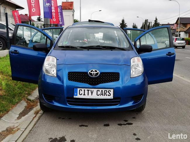Toyota Yaris 1.0 B 69 KM 2007 I Rejestracja Klimatyzacja z Niemiec Rzeszów - zdjęcie 6