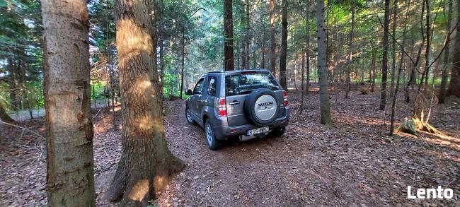 Sprzedam Suzuki Grand Vitarę 1,6 napęd 4x4 benzyna+gazLPG Jasło - zdjęcie 10