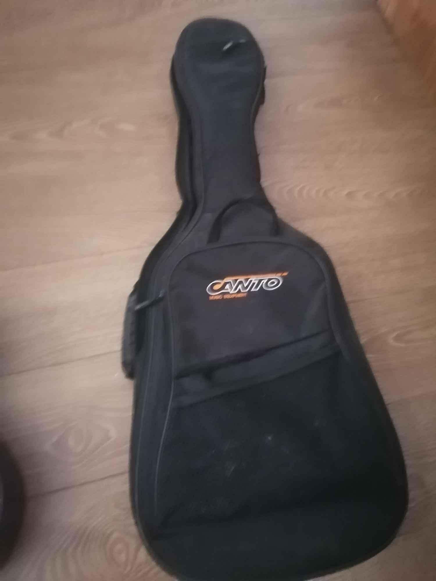Sprzedam gitarę + dodatki Jędrzejów - zdjęcie 3