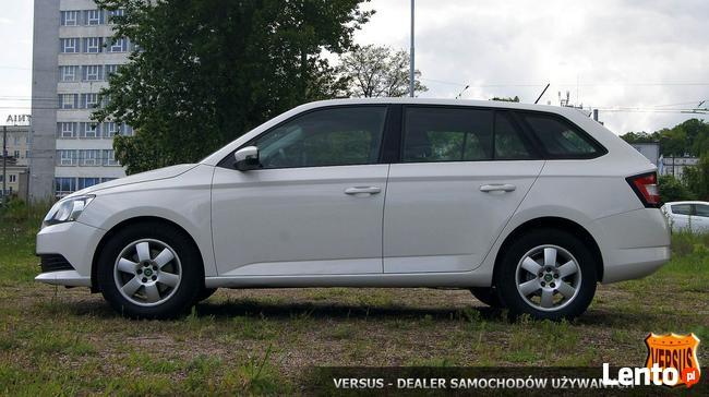 Škoda Fabia 1.4TDI 105ps PL salon 2wł Klima BT Zamiana Raty Gdynia - zdjęcie 2