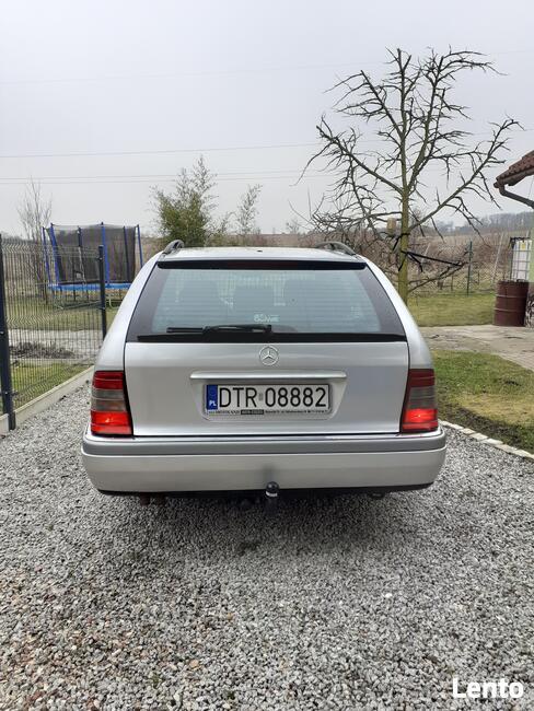mercedes c-klasa Trzebnica - zdjęcie 4