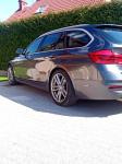 BMW F31 320d 190km/140kWh Auto/HUD/LED/Czytania znaków/NaviP Rzeszów - zdjęcie 9