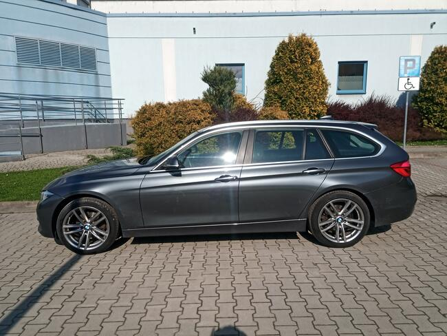 BMW F31 320d 190km/140kWh Auto/HUD/LED/Czytania znaków/NaviP Rzeszów - zdjęcie 4