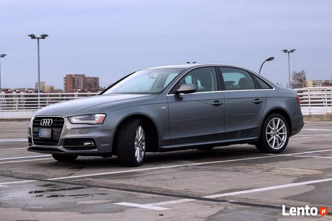 Audi A4 S LINE Sprzedam lub zamienię Warszawa - zdjęcie 1
