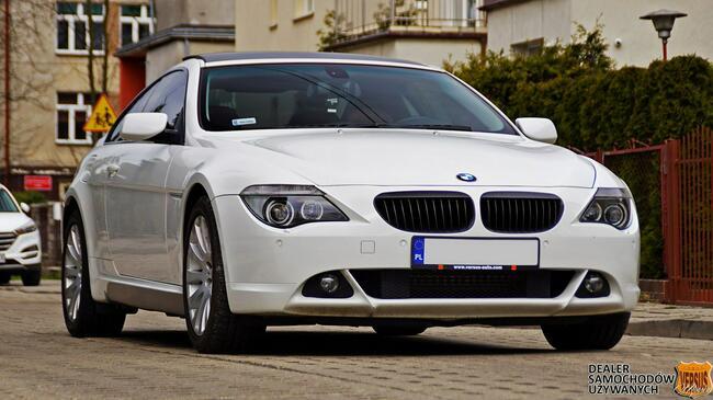 BMW 650 Japonia - Individual - Niski przebieg - Gwarancja Raty Zamiana Gdynia - zdjęcie 2