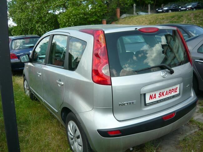 Nissan Note Grudziądz - zdjęcie 4