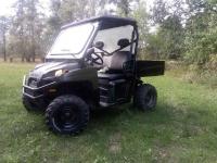 Quad Polaris Ranger 900 Diesel 4x4 Homologacja!!! Turek - zdjęcie 1