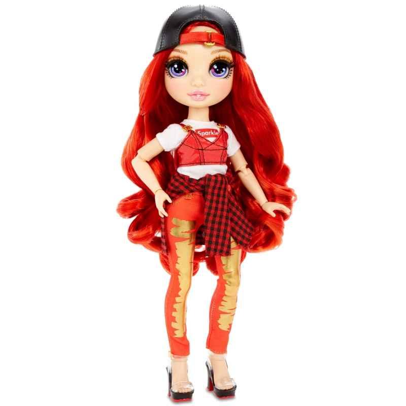 L.O.L Rainbow High Fashion Doll- Ruby Anderson lalka Galiny - zdjęcie 1