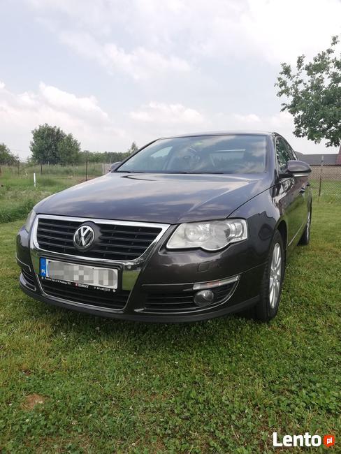 VW Passat B6 2.0 TDI CR 140 KM 2009r Bełchatów - zdjęcie 2