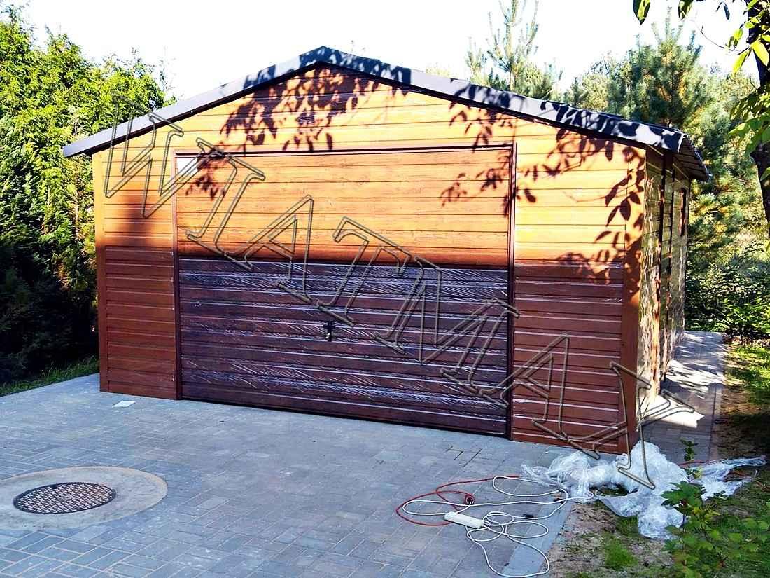 Garaze blaszane, blaszaki, schowki budowlane, wiaty, hale. Kielce - zdjęcie 2