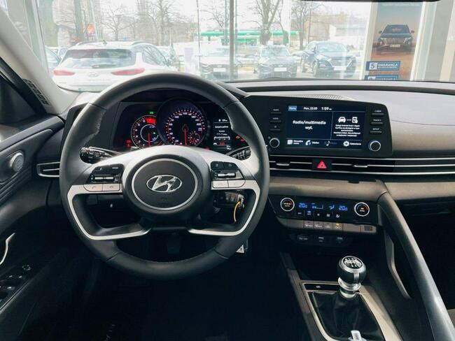 Hyundai Elantra Nowa 1.6 MPI 6MT SMART Łódź - zdjęcie 12