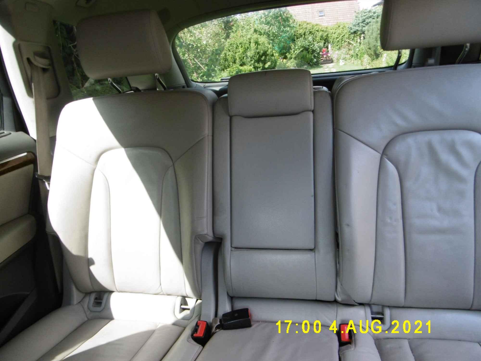 Sprzedam samochód osobowy AUDI Q 7  4,2  FSI QATTRO , model Q7 05-09 Słupsk - zdjęcie 2