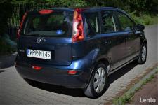 Nissan Note Salon Polska/ Benzyna/ Faktura/Tanio/ Okazja Warszawa - zdjęcie 4