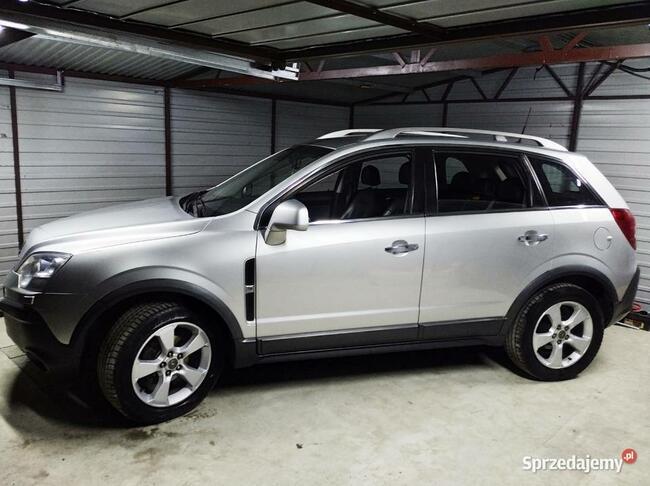 Opel Antara 2.0 CDTI 150KM SKÓRY*NAVI*XENON*4X4 Radom - zdjęcie 3