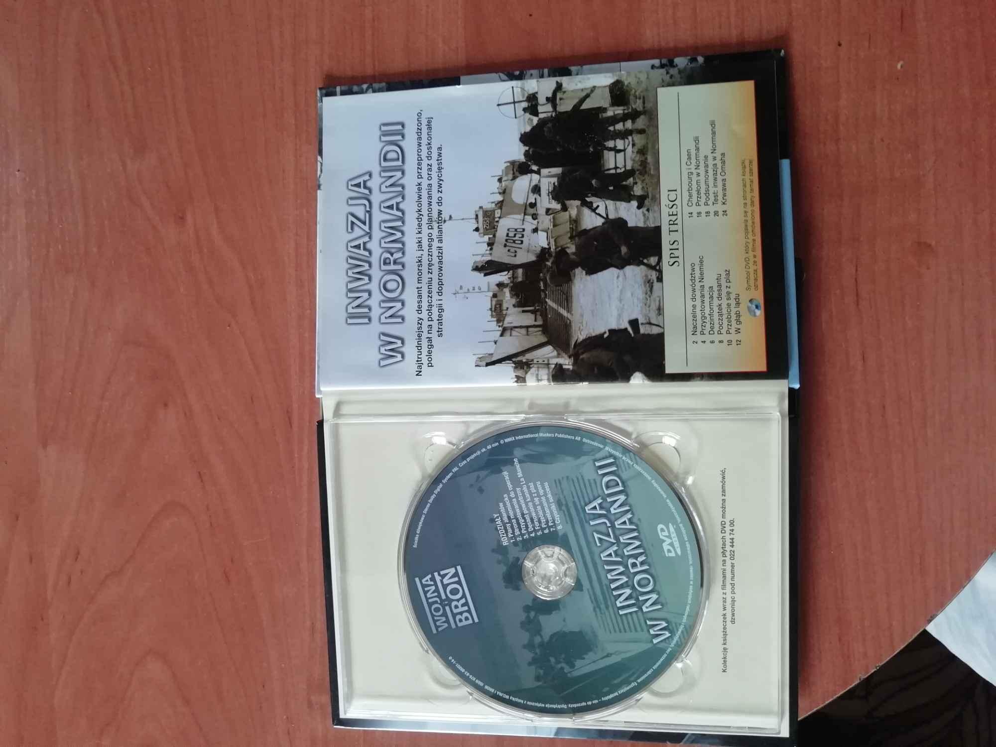 Książeczki z płytami dvd Olbięcin - zdjęcie 3