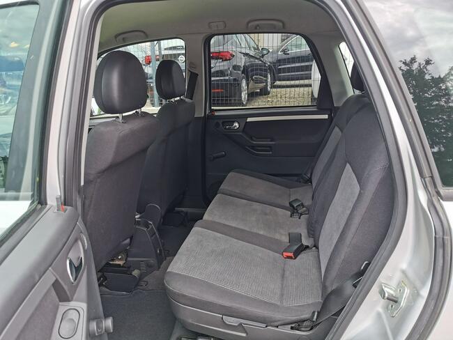 Opel Meriva 1.6 B 100 KM Jedyne 140 tys. km Klimatron z Niemiec Rzeszów - zdjęcie 5
