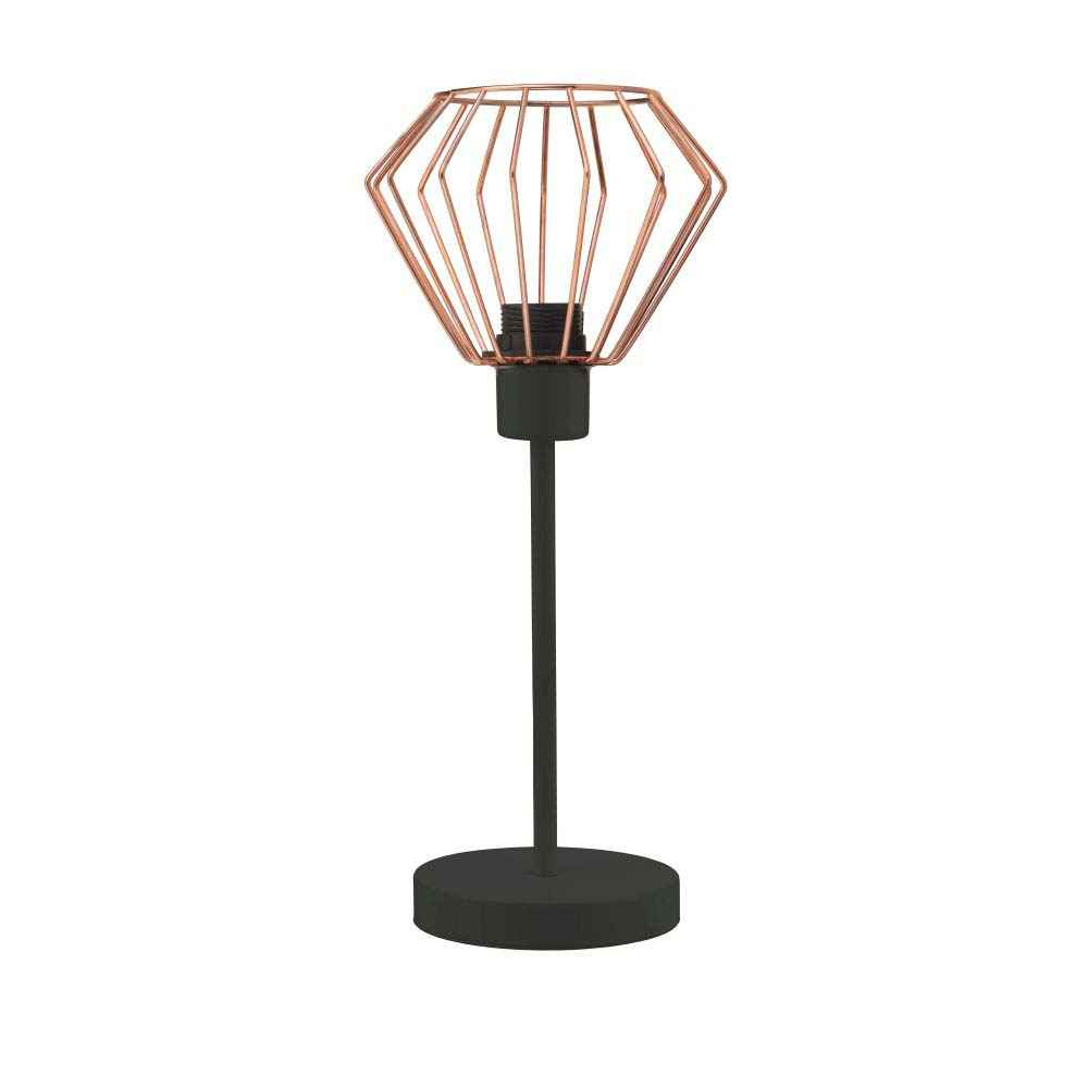 Lampa Nocna SEMPLIKA Volta Light Factory LOFT LED czarna Częstochowa - zdjęcie 4