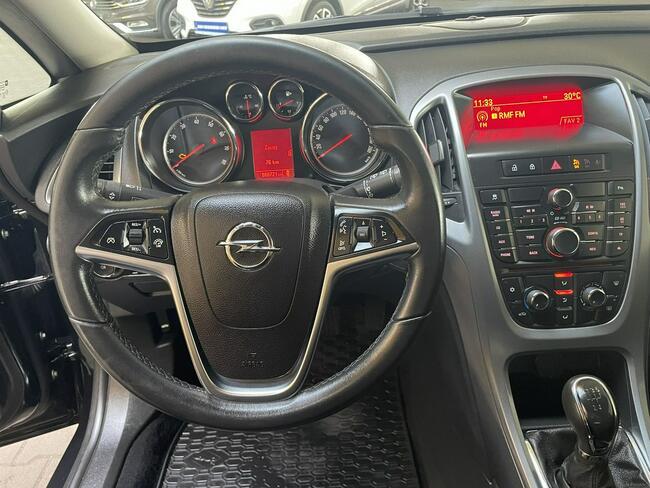 Opel Astra ZOBACZ OPIS !! W podanej cenie roczna gwarancja Mysłowice - zdjęcie 9