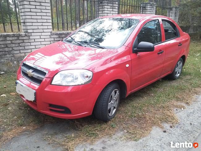 TANIO --- Chevrolet Aveo -Warszawa Targówek - zdjęcie 6