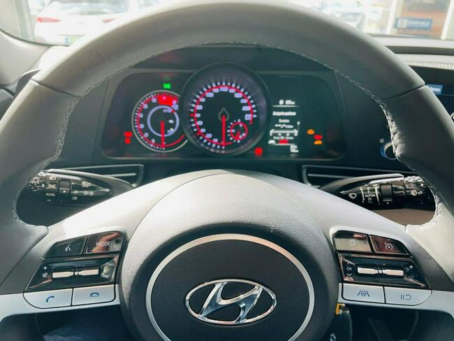 Hyundai Elantra Nowa 1.6 MPI 6MT SMART Łódź - zdjęcie 9