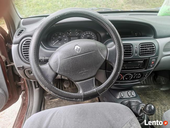 Renault Megane Classic Klima LPG Łódź - zdjęcie 5