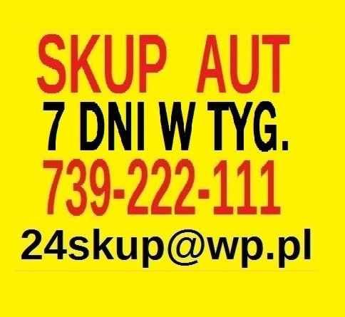 Skup starych aut 739222111 Warszawa i okolice Bemowo - zdjęcie 1