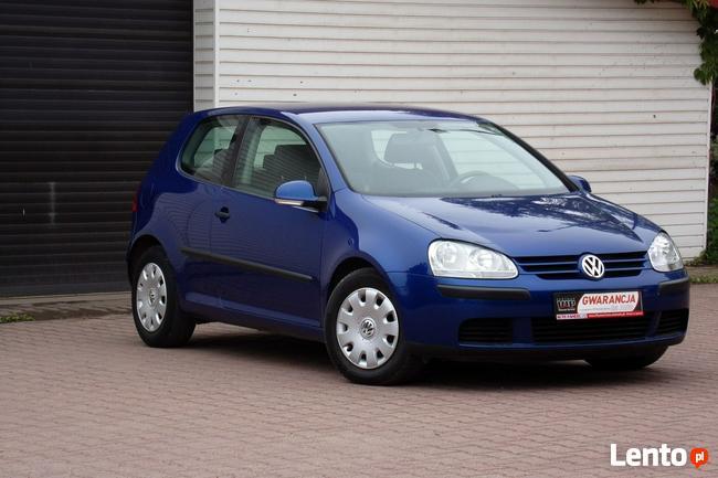 Volkswagen Golf I właściciel / Klima / Gwarancja / 2005 Mikołów - zdjęcie 2
