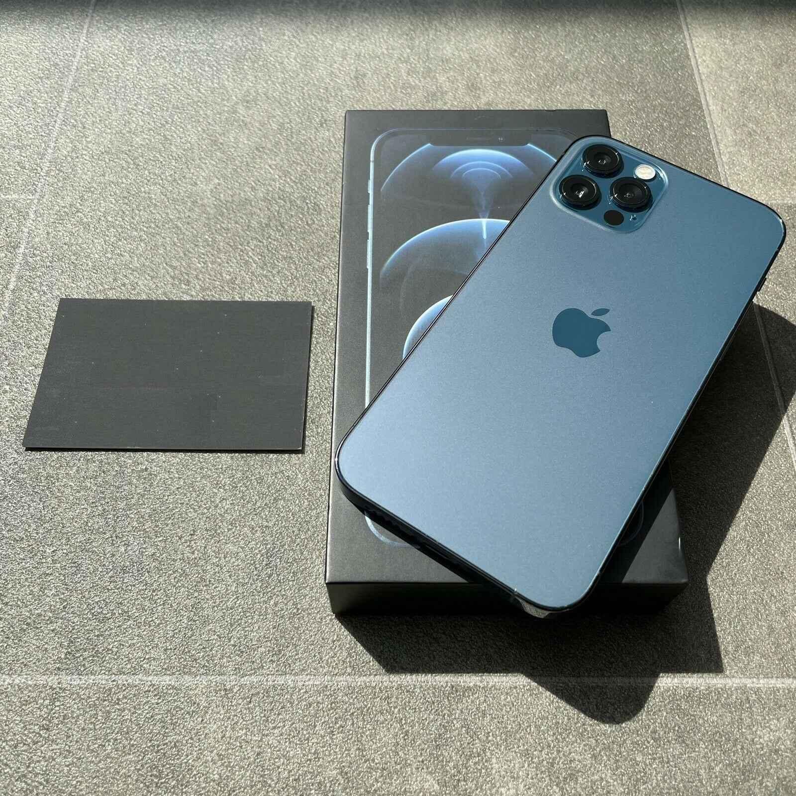 iPhone 12 Pro max 512GB Lubaczów - zdjęcie 1