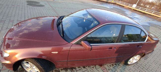 BMW E46 sedan 2.0 benzyna Piotrków Trybunalski - zdjęcie 9