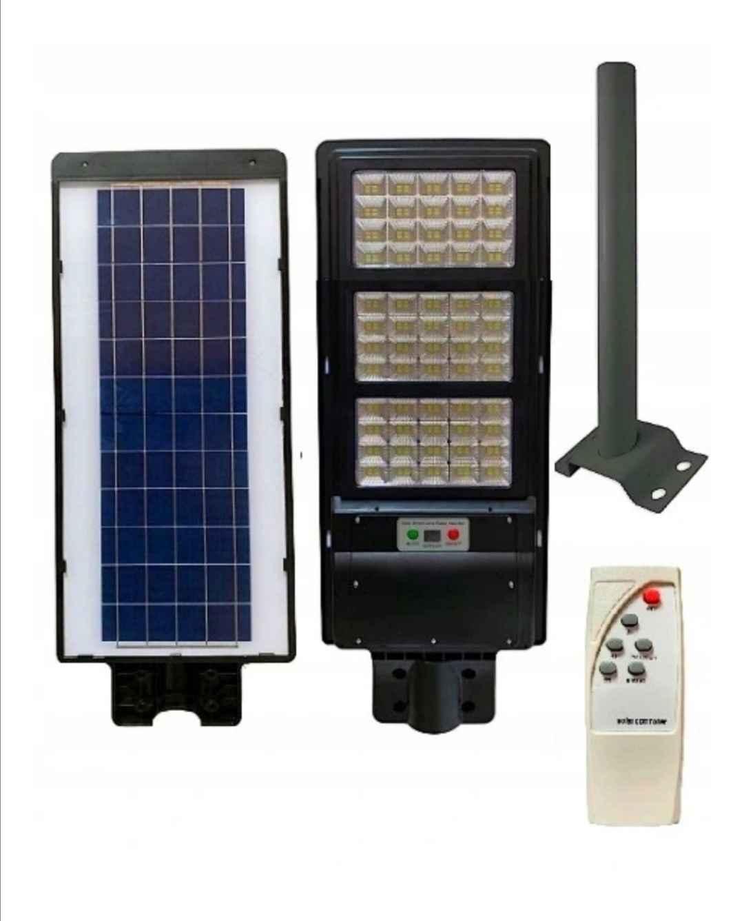 Lampy Solarne uliczne duze i male Konin - zdjęcie 5