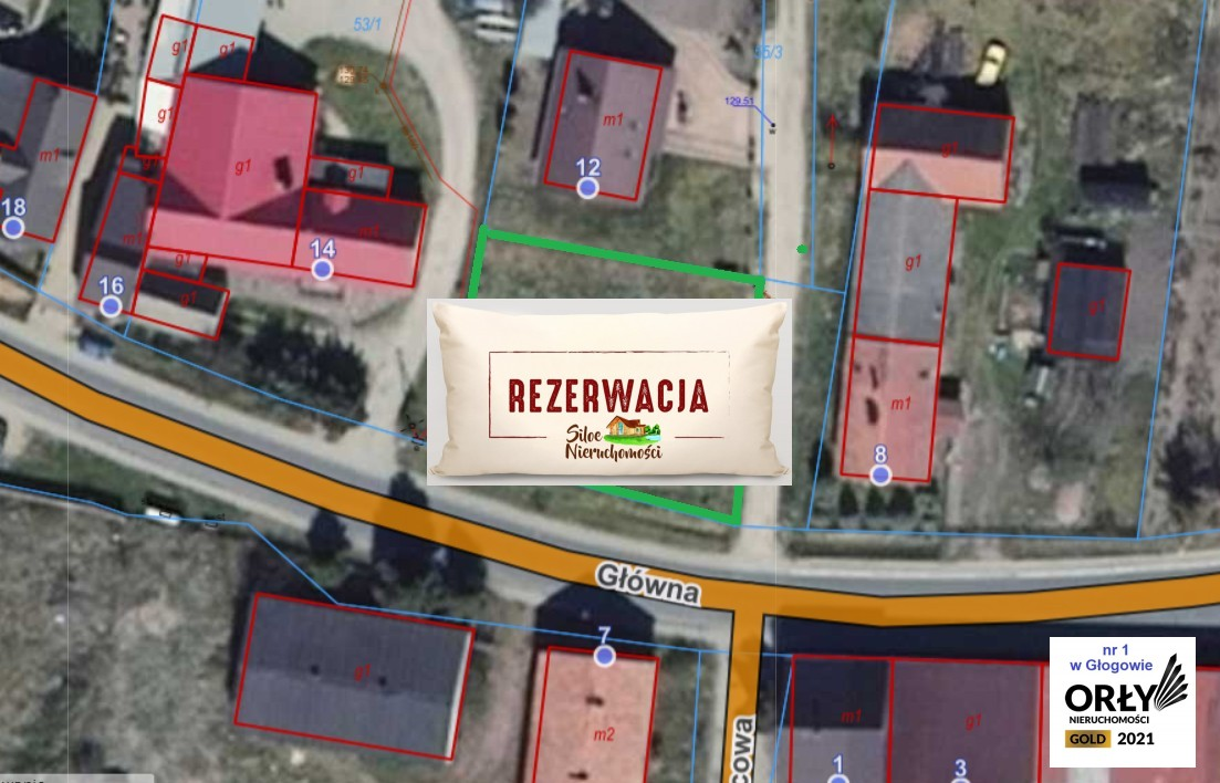 Bogdaszowice  Działka budowlana (usługowa) Bogdaszowice - zdjęcie 3
