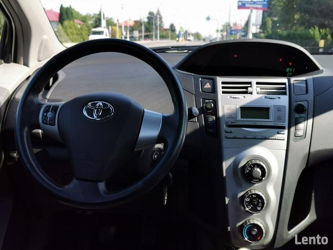Toyota Yaris 1.3 B 87 KM Jedyne 95 tys. km 1 właściciel Rzeszów - zdjęcie 5