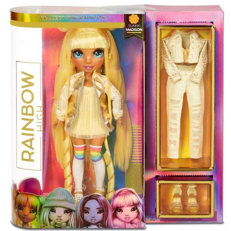 L.O.L Rainbow High Fashion Doll - Sunny Madison lalka Galiny - zdjęcie 2