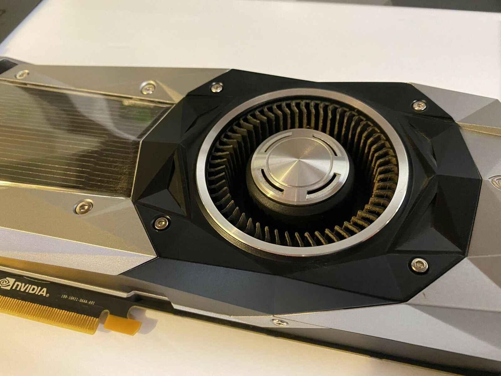 NVIDIA GeForce GTX 1070 Founders Edition 8GB GDDR5 Graphics Card GPU Bemowo - zdjęcie 9