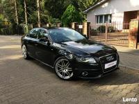 Audi A4 2.0 turbo  211km s-line  quattro xenon skóra alu top Bugaj - zdjęcie 1
