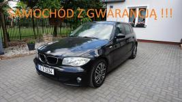BMW 116 z Niemiec przygotowana do rejestracji. Gwarancja Zielona Góra - zdjęcie 1