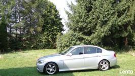 2005 BMW e90 325i 218 koni, N52, 6 biegow, skora, xenon Sanok - zdjęcie 1