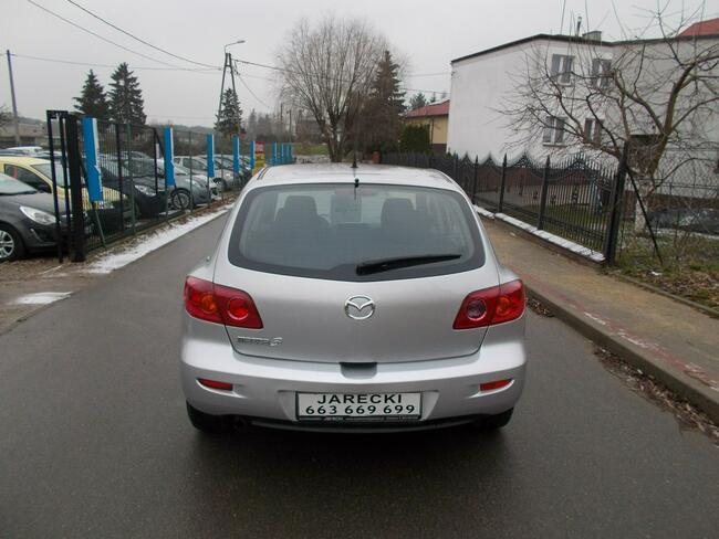 Mazda 3 Opłacona Zdrowa Zadbana Serwisowana Klimatyzacją 1Wł 100 Aut Kisielice - zdjęcie 6