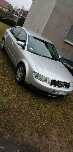 Sprzedam Audi A4 B6 2.0 Benzyna+LPG Ostrołęka - zdjęcie 1