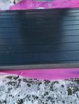 Tania blacha T-7 w II gat. w połysku w kolorze grafitowym Stobierna - zdjęcie 3